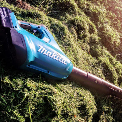 Doubling Down on Outdoor Tools Part 3 – The Makita LXT X2 Blower