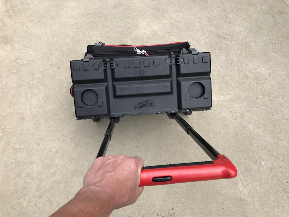 milwaukee hardtop rolling bag
