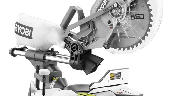 Ryobi cordless sliding miter saw review one plus one equals 36 ryobi cordless sliding miter saw review making oneone equal 36 greentooth Images