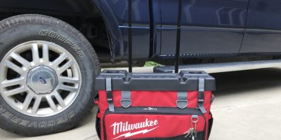 Milwaukee Hardtop Rolling Bag – Pack It Up And Roll On