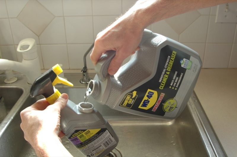 wd-40 cleaner degreaser