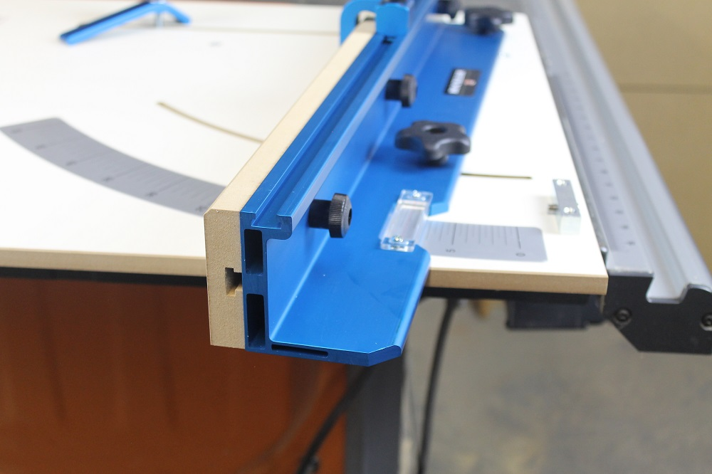 Rockler Table Saw Crosscut Sled Makes Your Table Saw