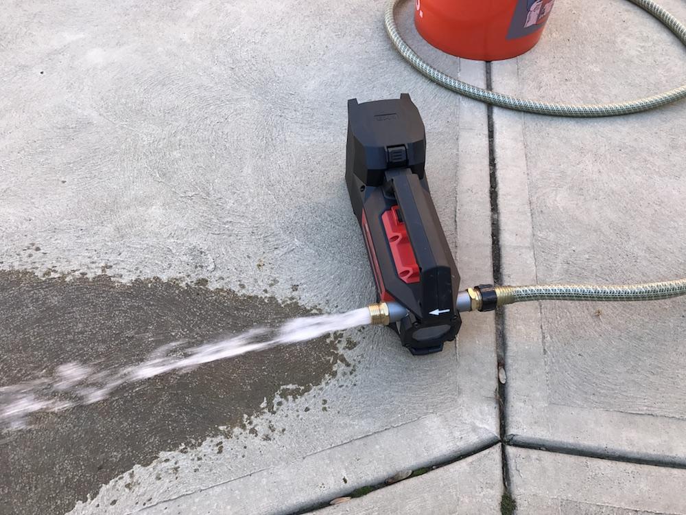 milwaukee m18 transfer pump