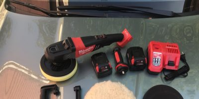 Milwaukee M18 Polisher Puts A New Spin On Detailing