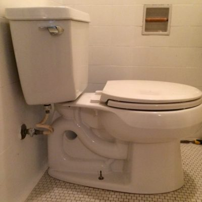 How to Fix a Toilet Flange with Hydroseat