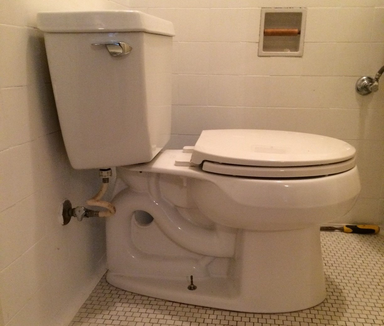 how to fix a toilet flange with hydroseat home fixated. Black Bedroom Furniture Sets. Home Design Ideas