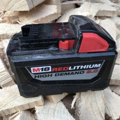 Milwaukee High Demand M18 Battery Puts The Power In Power Tools