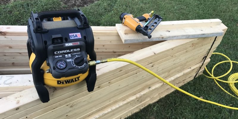 DeWalt FlexVolt Compressor Review – Set Your Pneumatic Nailer Free