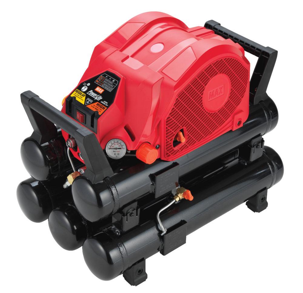 5-tank air compressor