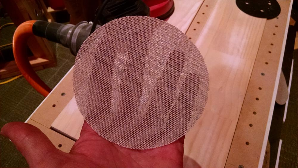 see-through mesh circle