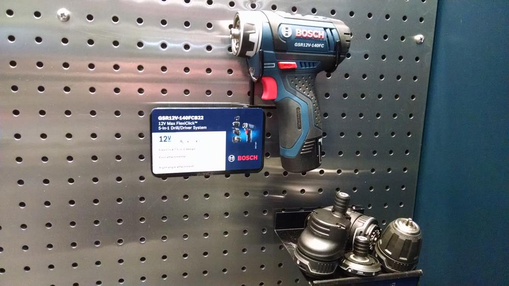 multi-head drill driver
