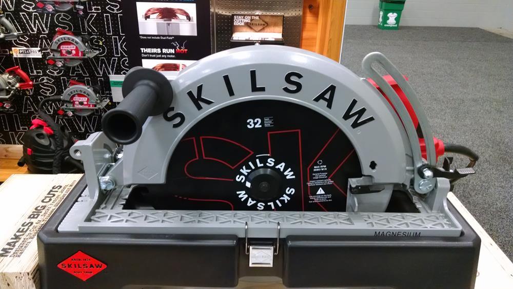 giant circular saw