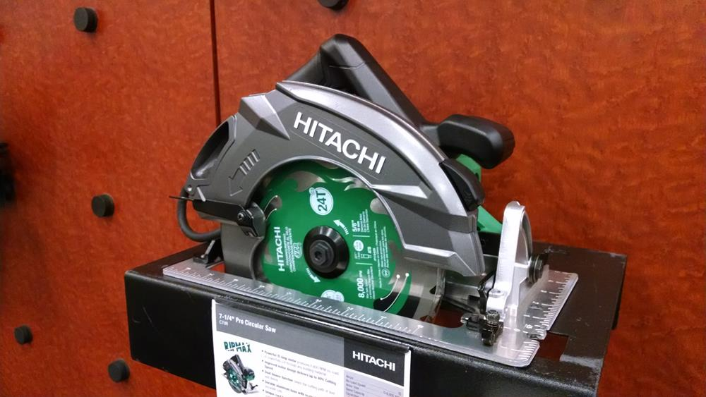 corded circular  saw