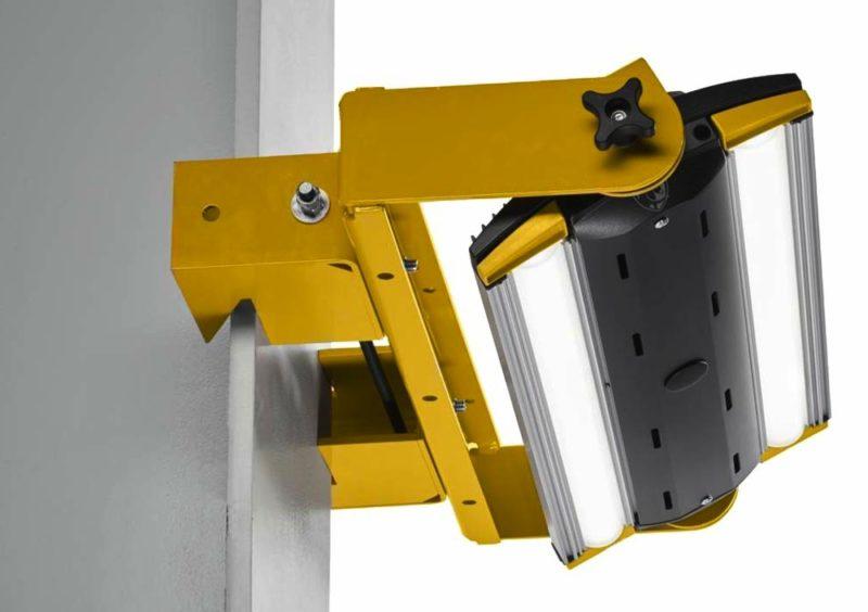 garage light wall mount option
