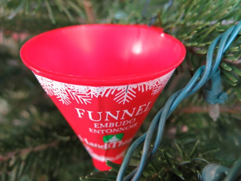 tree funnel