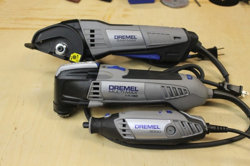 Dremel's trifecta of awesome