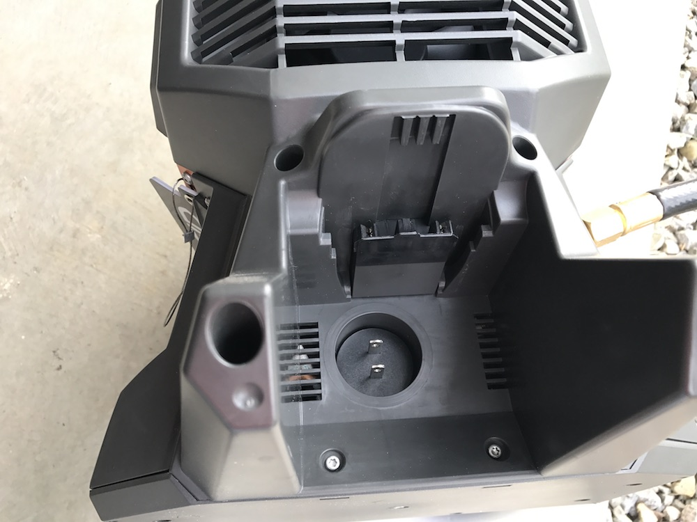 ridgid hybrid heater