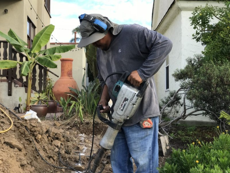 makita demo hammer