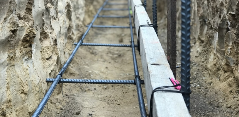 How to Build a Concrete Block Wall, Part 1