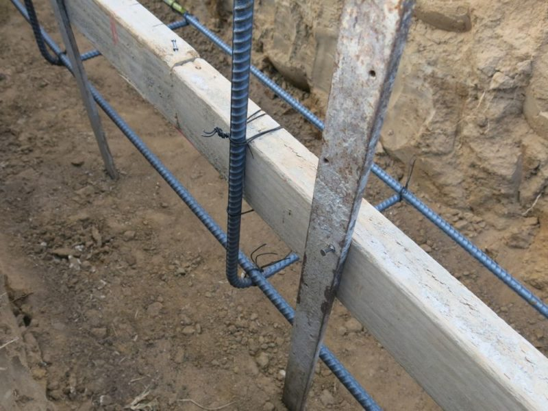 steel forming stakes