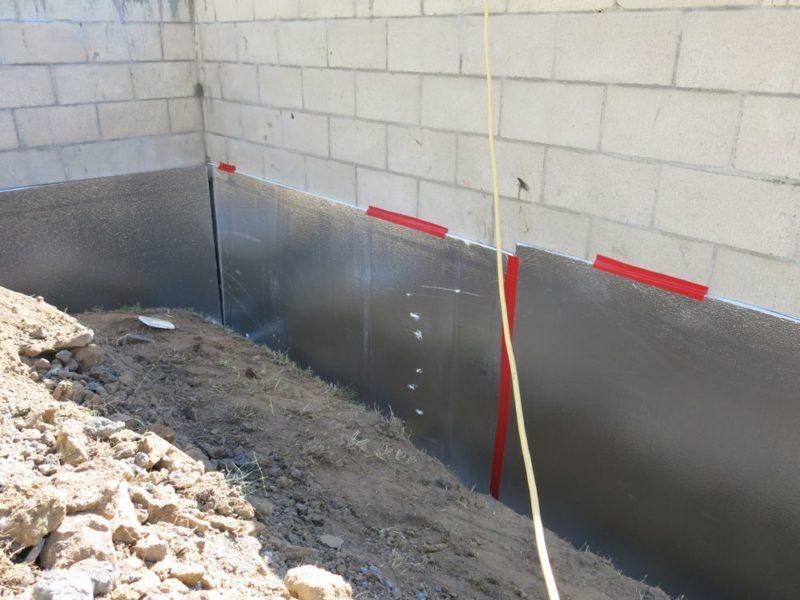 protecting waterproofing