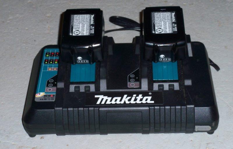 Makita 36V Grinder