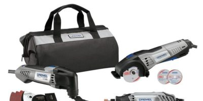 Dremel 3-Tool Combo Kit – 3 Incredibly Versatile Tools For 1 Low Price