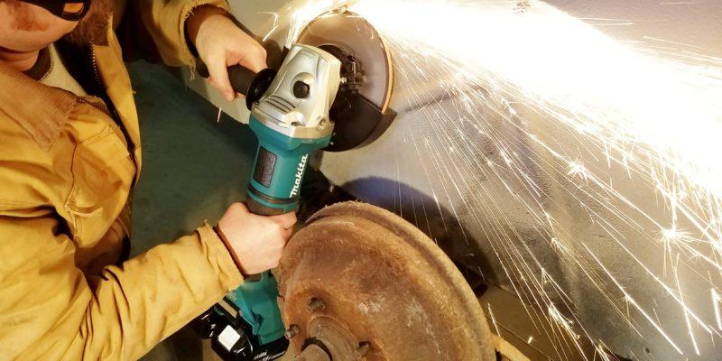 Makita 36V Grinder – A New Angle on Cordless Grinders