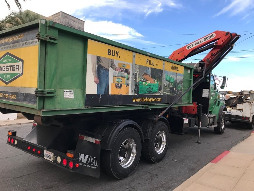 Bagster vs Dumpster Rental for Your Junk Removal - Home ...