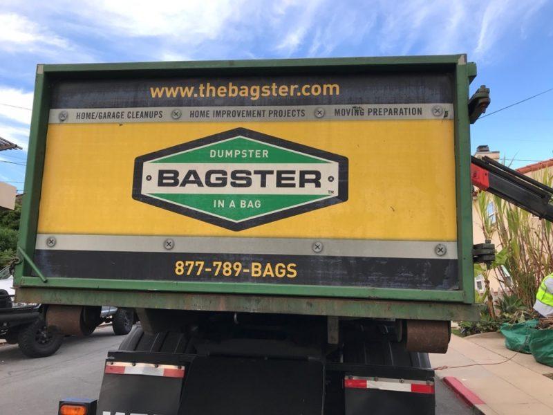 bagster logo