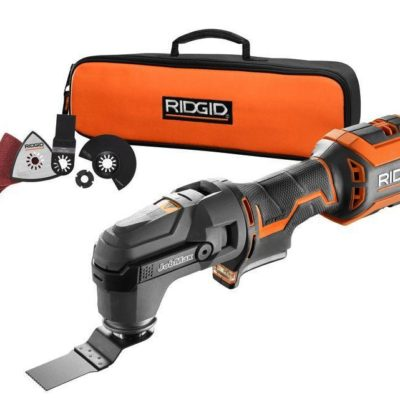 Tool Review – RIDGID JobMax Multi-Tool: One Tool, Endless Options
