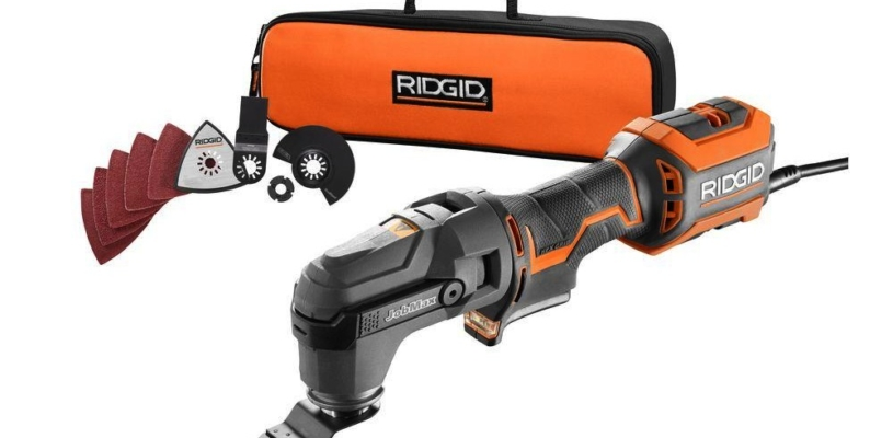 Tool Review - RIDGID JobMax Multi-Tool: One Tool, Endless Options