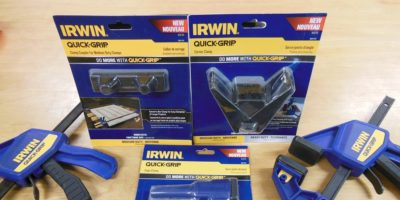 Irwin Quick-Grip Bar Clamps And Accessories