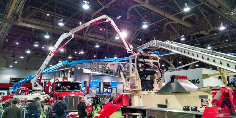 The Wonderful World of Concrete 2018 Edition