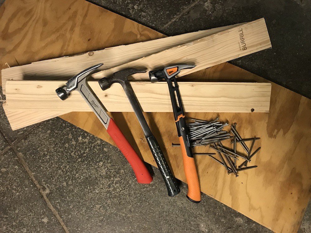 Milwaukee Framing Hammer Review - Milwaukee Comes In Swinging - Home ...