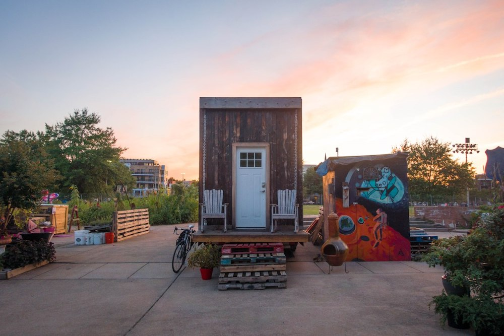 Tiny Home with Big Potential