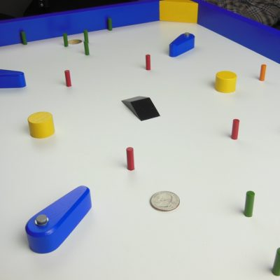 How to Make a Quarter Hockey Game Board – Dollars Of Fun With 25 Cents