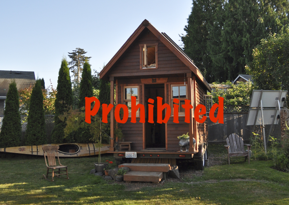 Tiny House with Big Potential