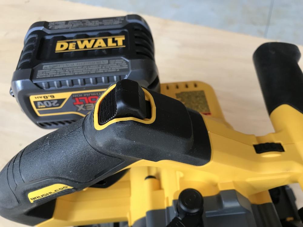 dewalt flexvolt tracksaw