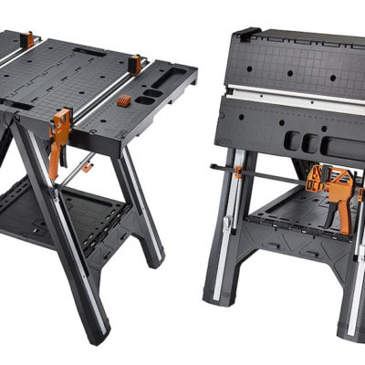 Big Projects Limited Space – Worx Pegasus Folding Work Table