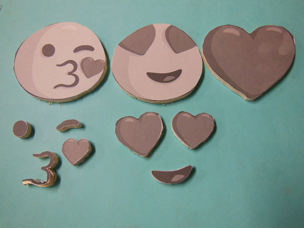 How to Make Emoji Magnets - Sticky Fun For The Textually ...