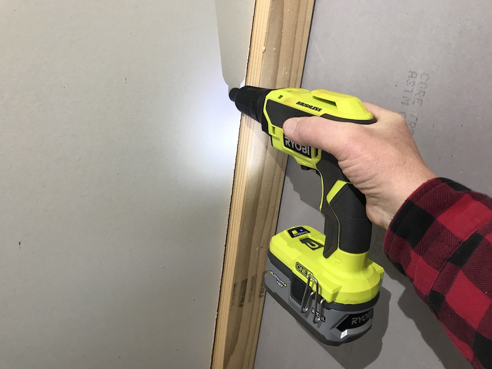 ryobi one+ drywall screw gun