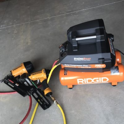Ridgid Quiet Compressor Review –  Give Your Nailers The Silent Treatment