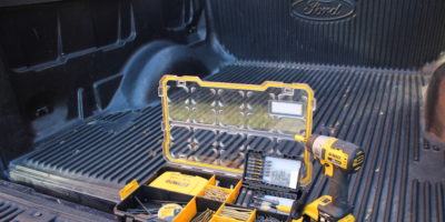 DeWalt Parts Organizer Review – Put The Screws To Your Clutter