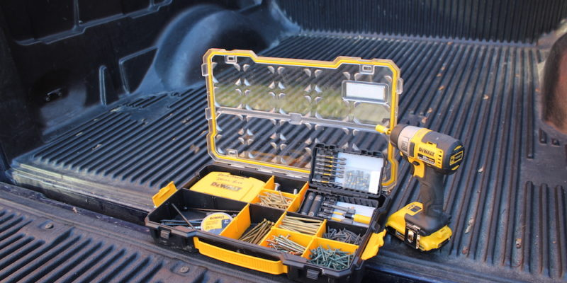 DeWalt Parts Organizer Review – Put The Screws To Your Clutter