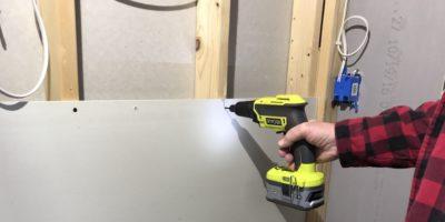 Ryobi ONE+ Drywall Screw Gun Review – Brushless, Green And Serene