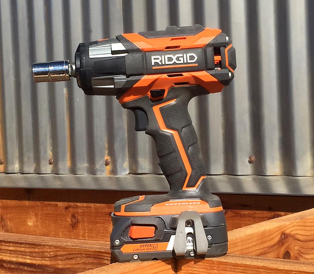 Gen5x Ridgid Impact Wrench
