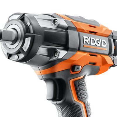 Ridgid GEN5X Brushless 18v 4-Mode Impact Wrench is a Heavy Hitter!