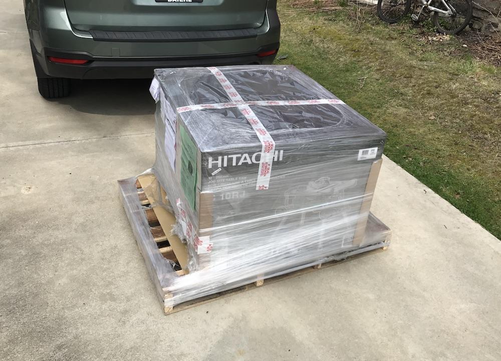 Hitachi C10RJ