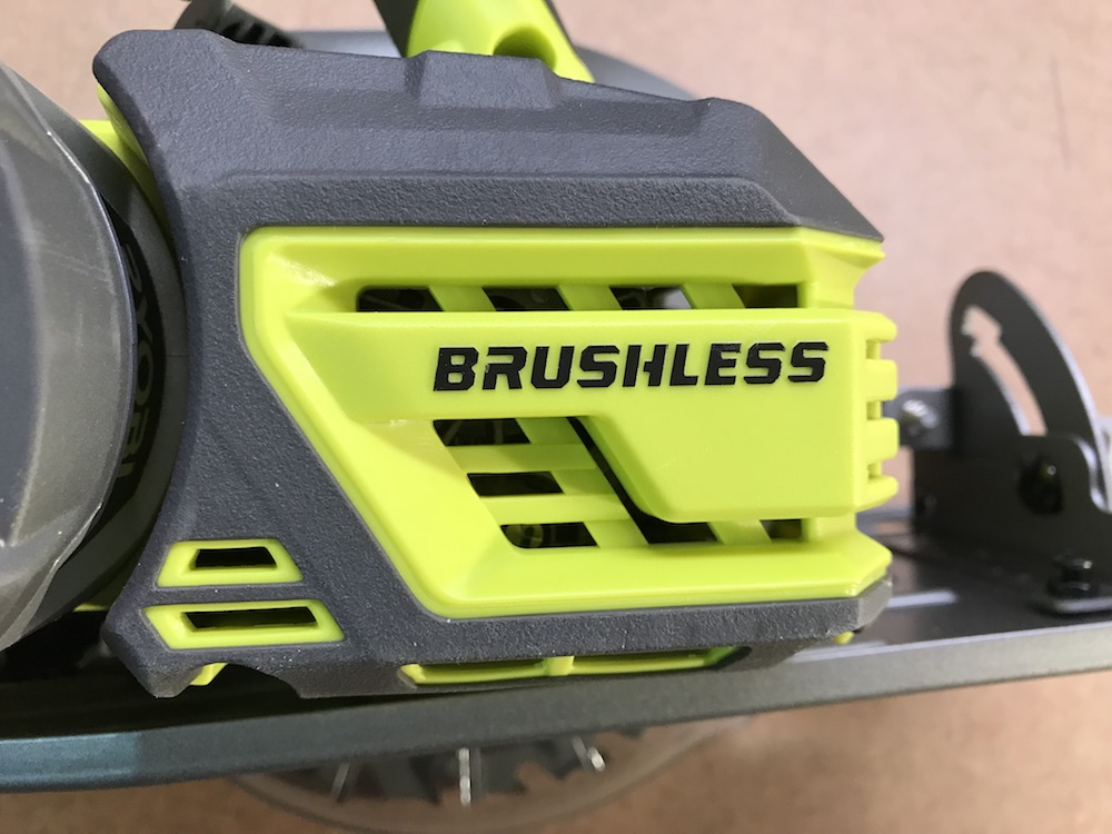 Ryobi p508 18v brushless circular saw review a full size blade at ryobi p508 keyboard keysfo Choice Image